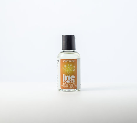 Spirits Rise Massage + Bath Oil