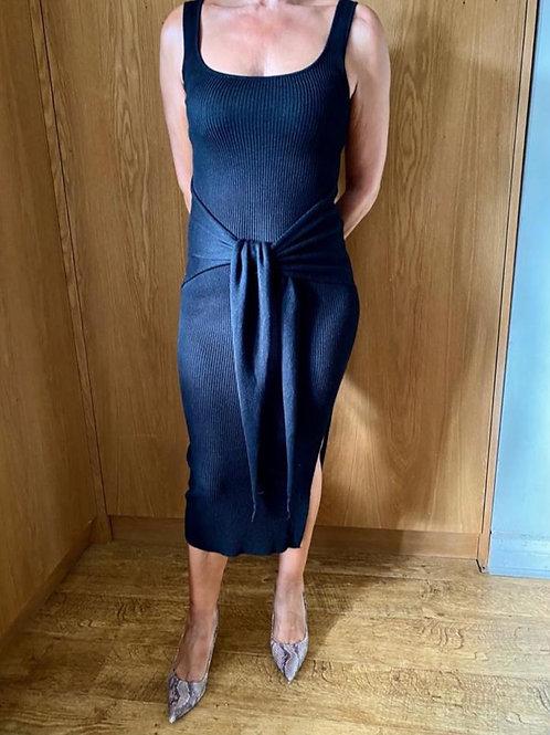 Heidi Knitted Bodycon Maxi Dress