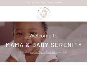 Mama & Baby Serenity