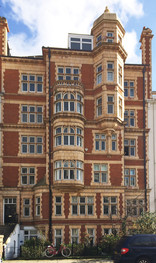 12-Notting Hill mansion block refubishment .JPG