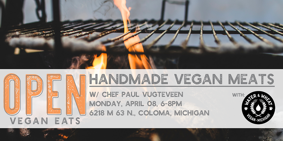 Sold Out: Handmade Vegan Meats