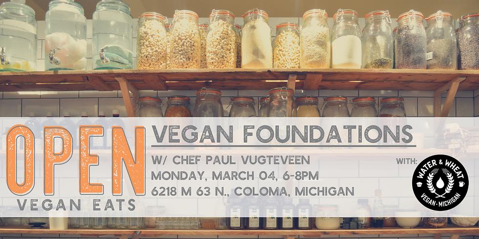 Vegan Foundations