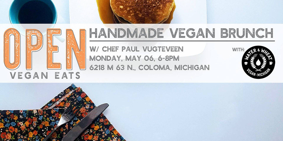 Vegan Brunch! cooking class