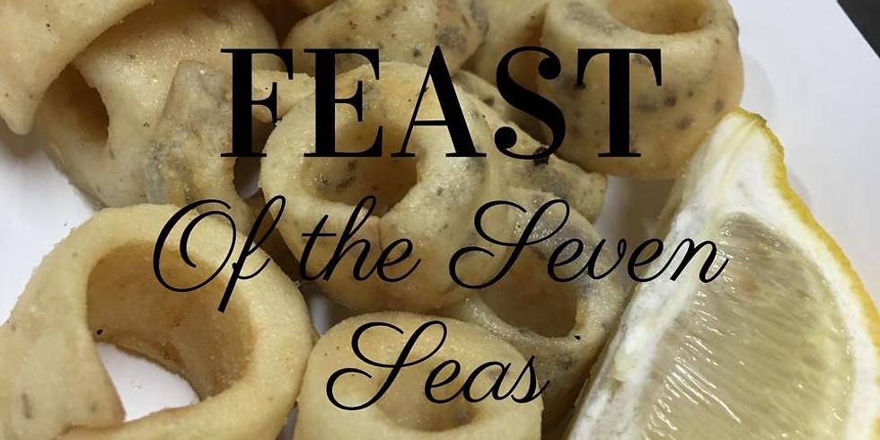 Feast of the Seven Seas: Italian Seafood Inspired Christmas Eve Dinner