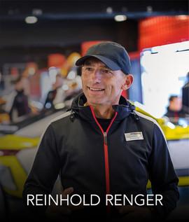 REINHOLD RENGER