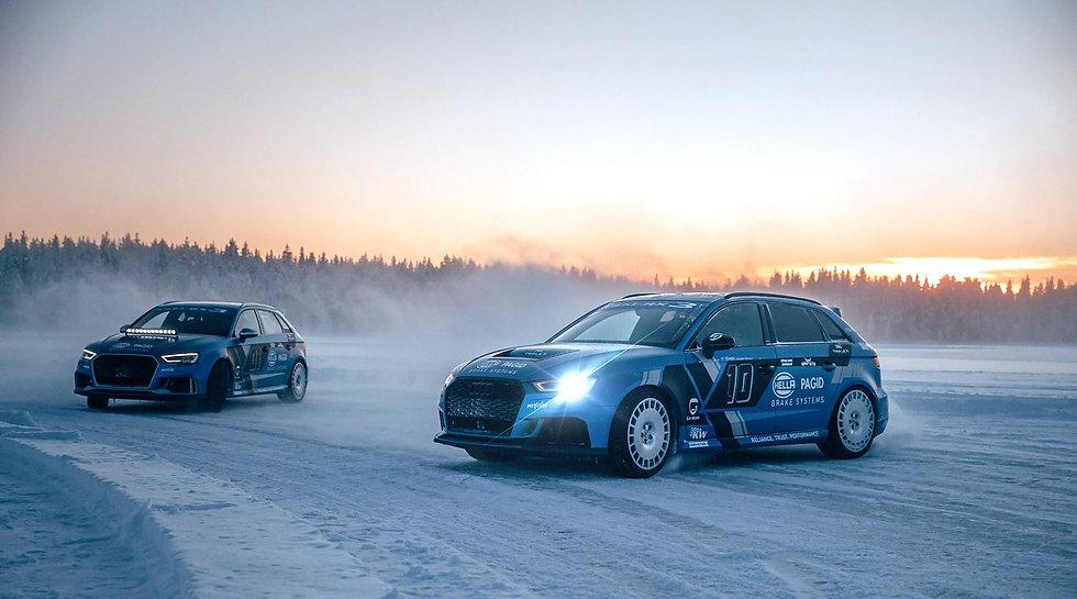 Drift Auto Winter Sporting Cover