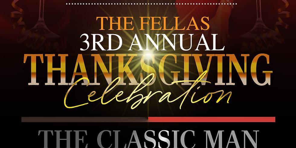 Fellas 3rd Annual Fundraiser/Celebration