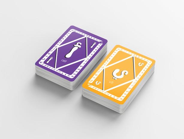 Card Deck - Rendering