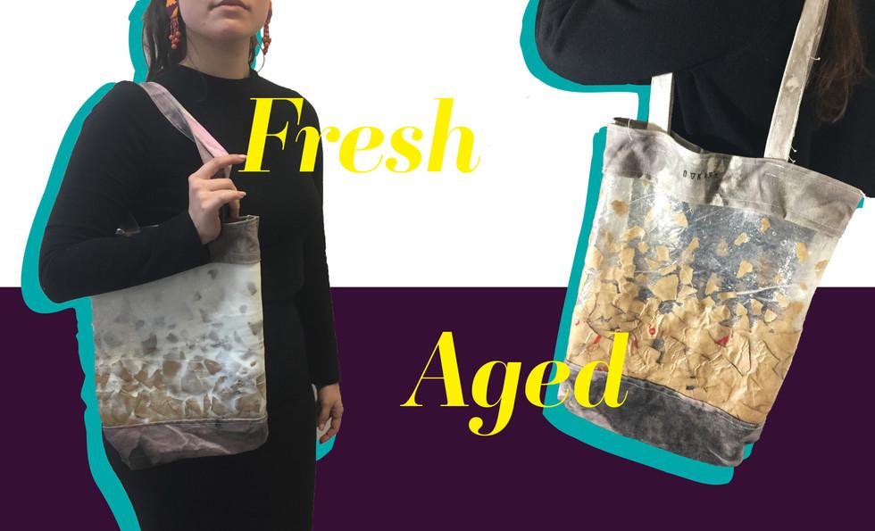 Aged Vs. New Bag