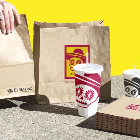 El Barrio - Packaging