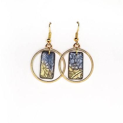 Arlés- blau daurat