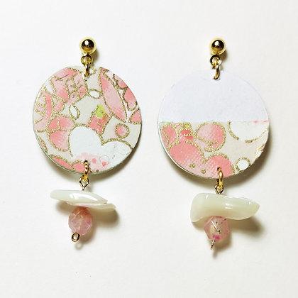 Taito- Kimono rosa, verd, blau i groc