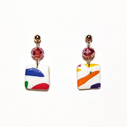 Torino- Blanc, vermell, blau i groc