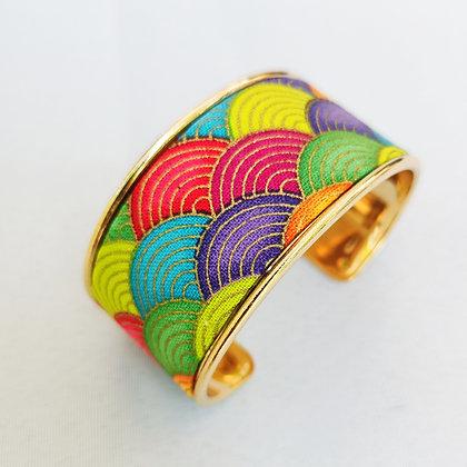 Braçalet-tela colors