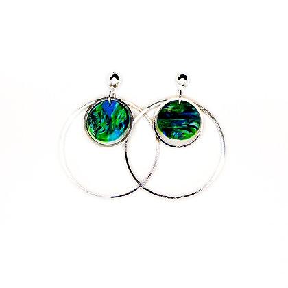 Giverny- Mélange verd