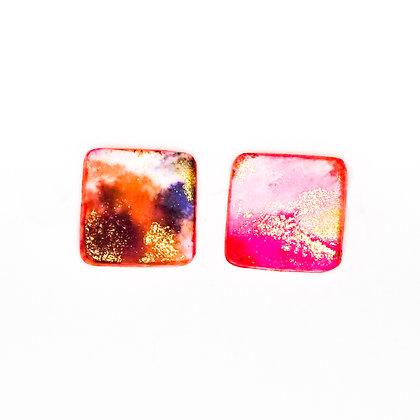 Barcelona mini- Splash rosa
