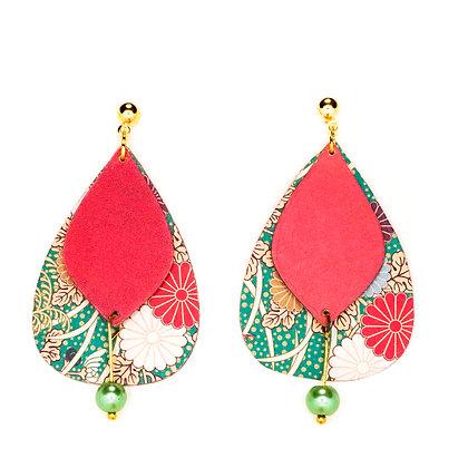 Batafurai- Vermell i verd