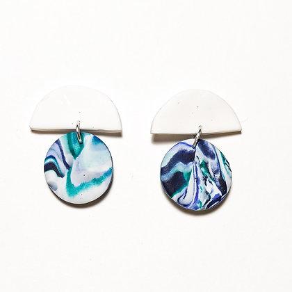Bari- Blanc, blau i verd