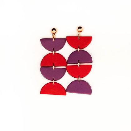 Sidney- Lila vermell