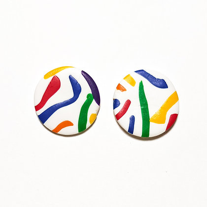 Verona màx- Blanc, vermell, groc, blau, verd