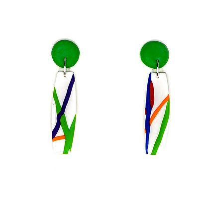 Bologna- Verd i blanc