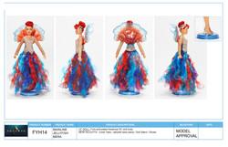 Mera Jellyfish Doll