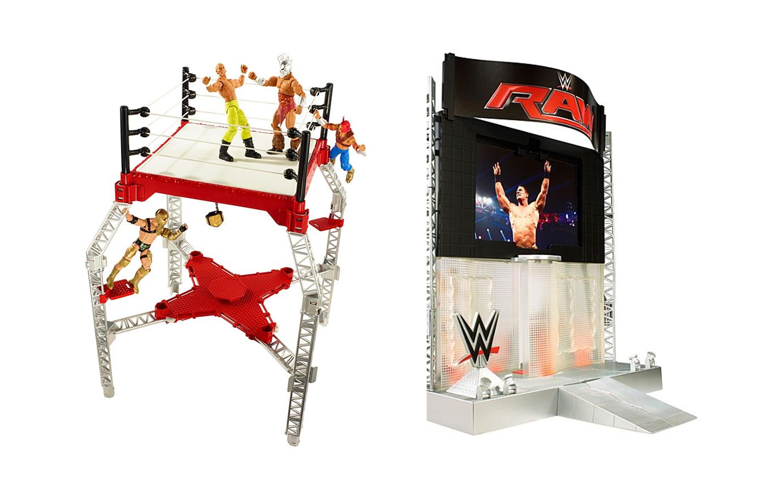 WWEPlaysets