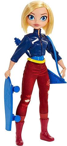 Supergirl Skateboard