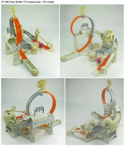 R1199 Color Shifter TV Creature lab--- E
