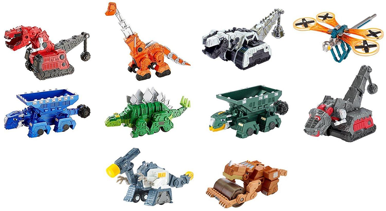Dinotrux diecast asst