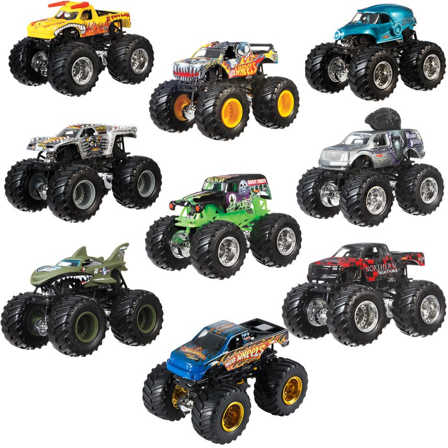 MonsterJamVehicles