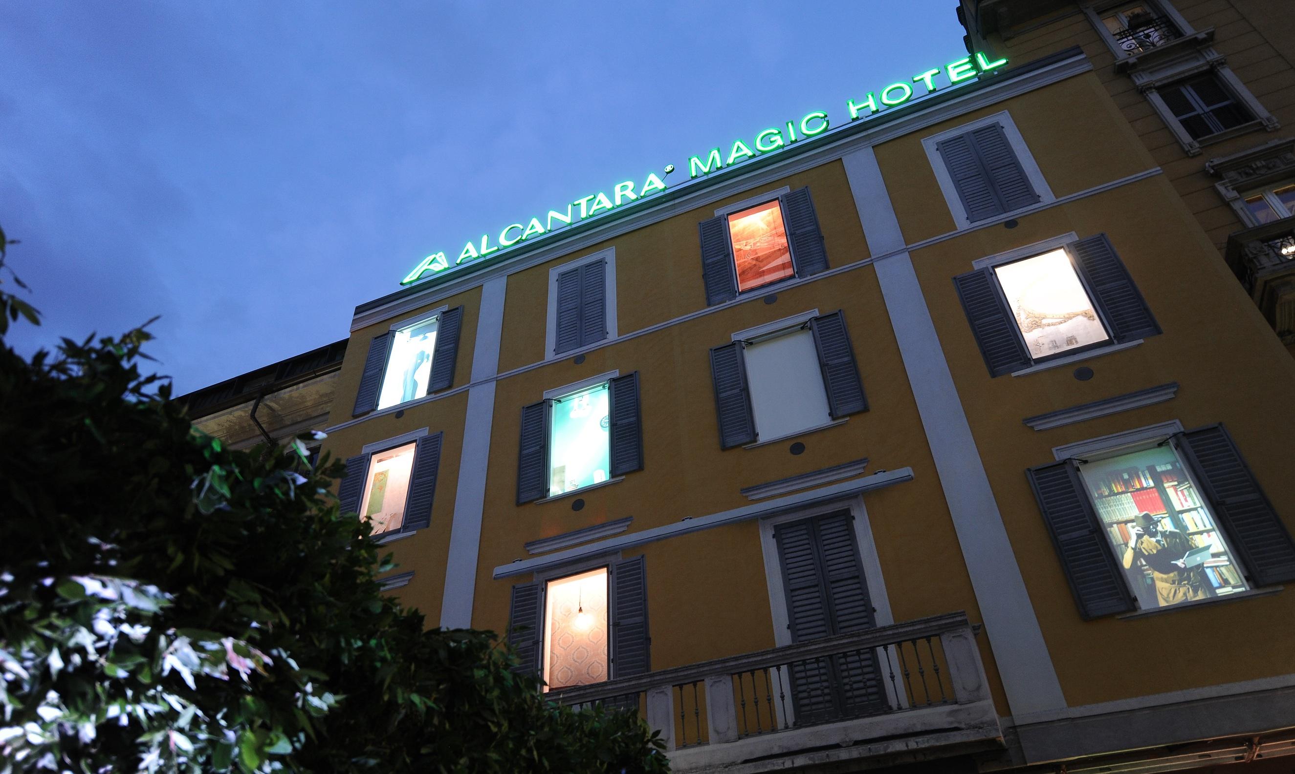 MAGIC HOTEL (PER FINTA)