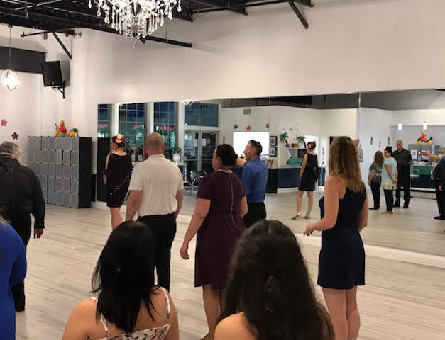 Open House Party, June 2020
