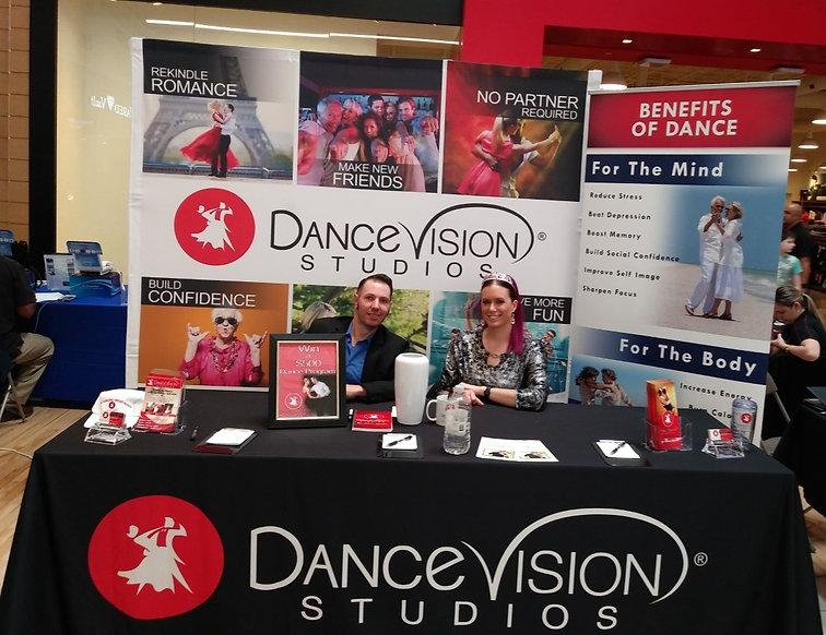 DanceVision Expo at Katy Mills Mall - Fe
