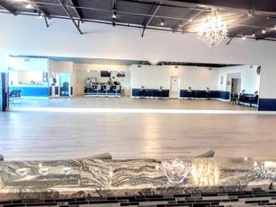 Perfect view of dance floor