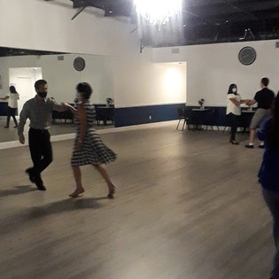 Jay & Grace dance Swing