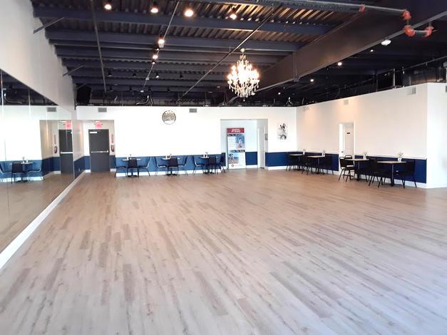 3800 sq. ft. Ballroom