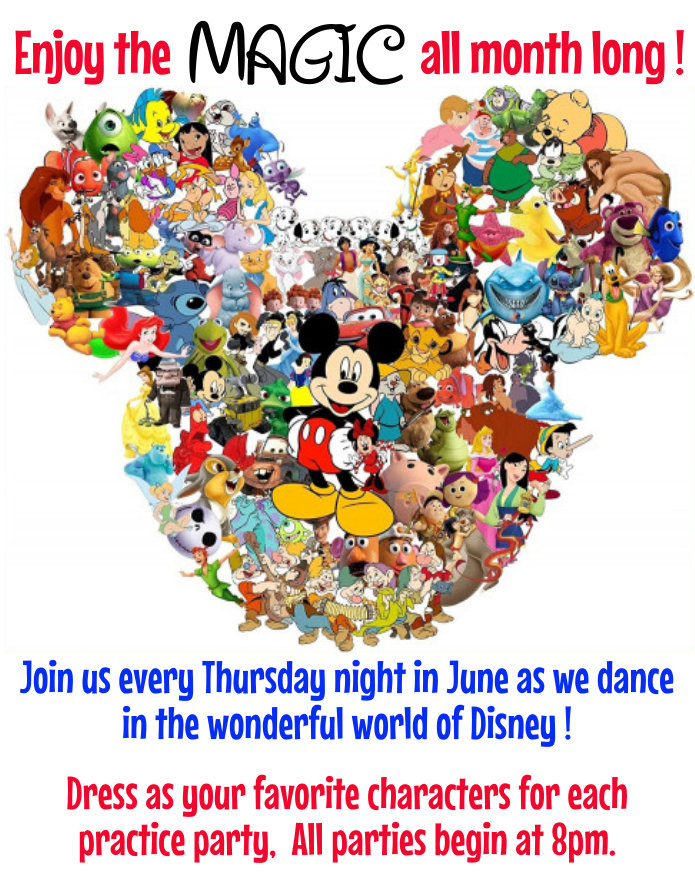 DV Flyer - June 2021 Disney Magic - Made