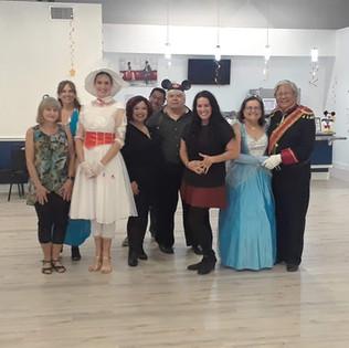 Disney Magic dance party