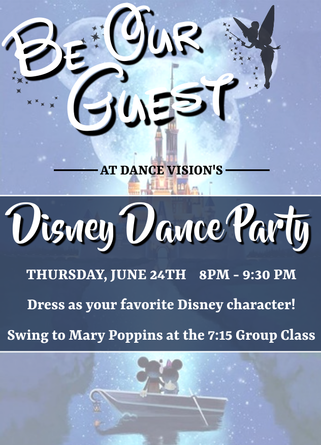 DV Party Flyer - June 2021 - Made with P