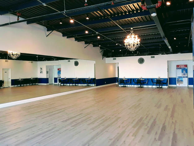 Space to Dance, Mingle, & Party!