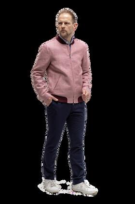 Pink Blouson