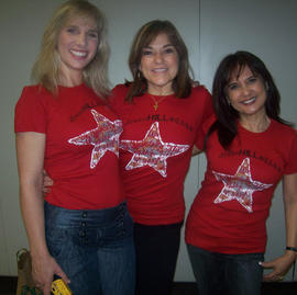 2008 Campaigning in Texas for Presidential Candidate Hillary Clinton