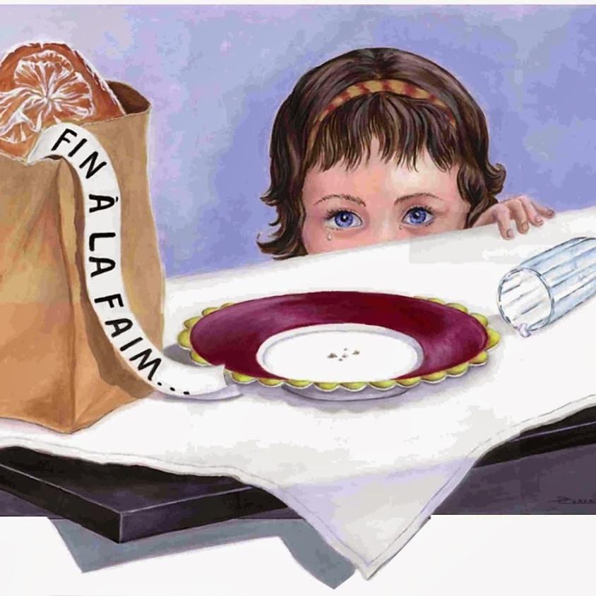 Cours bien pour mettre Fin à la faim