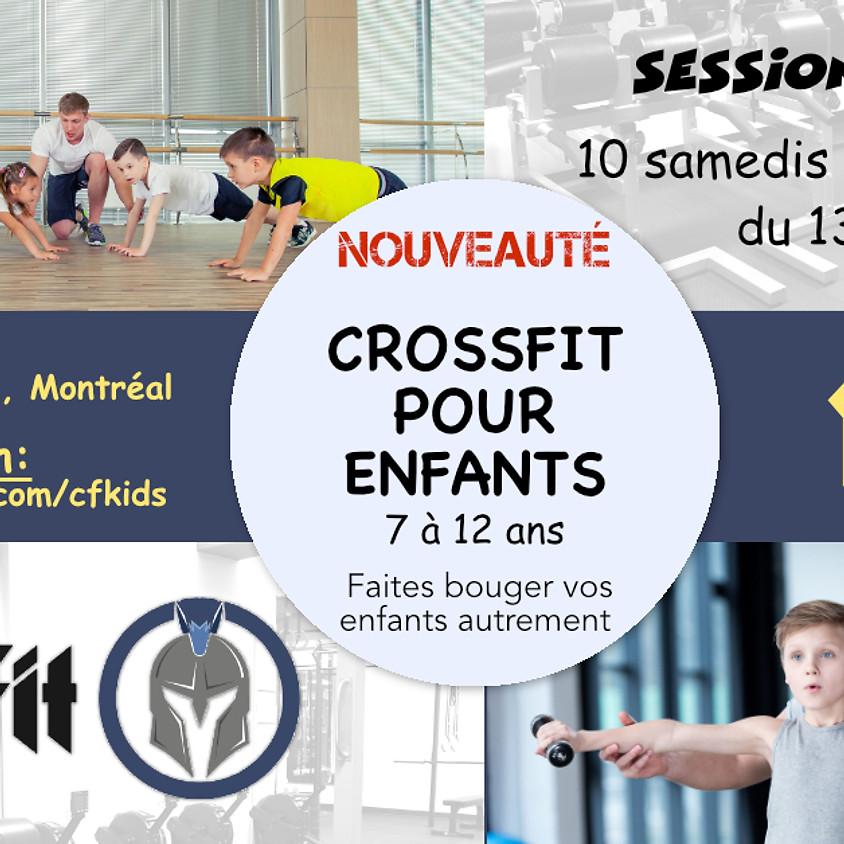 Cross-Training pour enfants - Session printemps