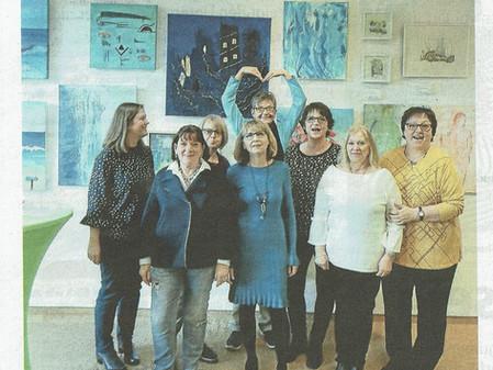 Vernissage Ladies Art