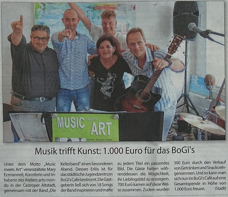 arto mondo MUSIC meets ART