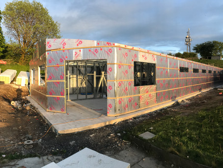 Construction Update - May