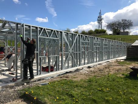 Construction Update - April