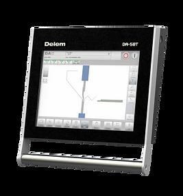 Описание системы ЧПУ DELEM DA58T